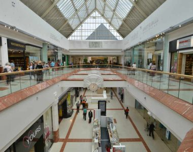 Merry Hill – Glare Window Film