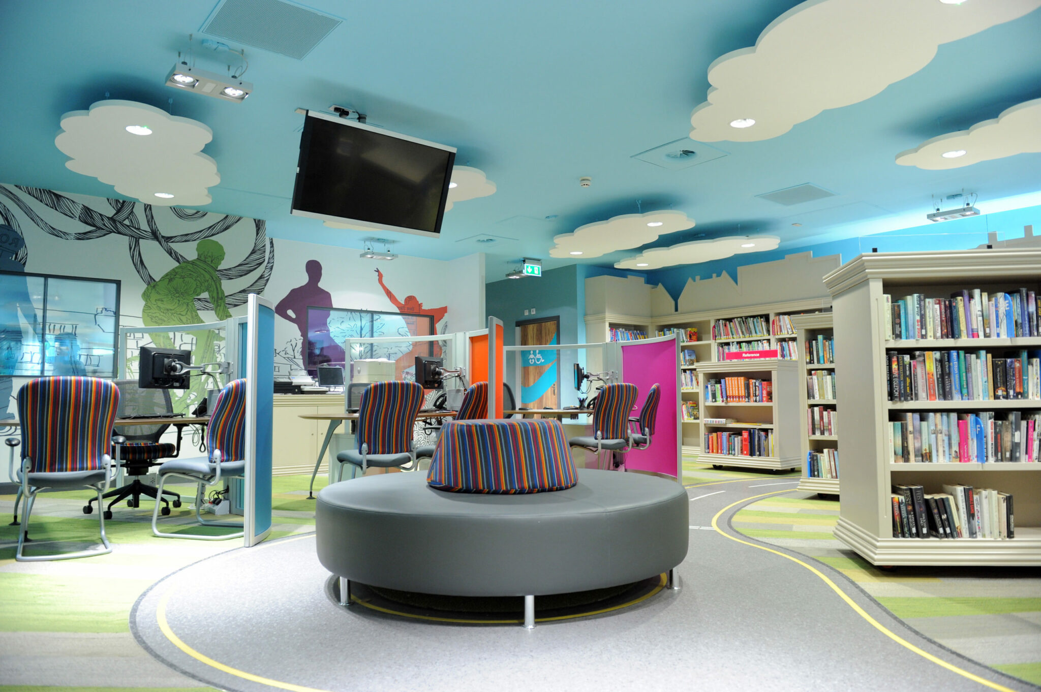 Shirley Library 3