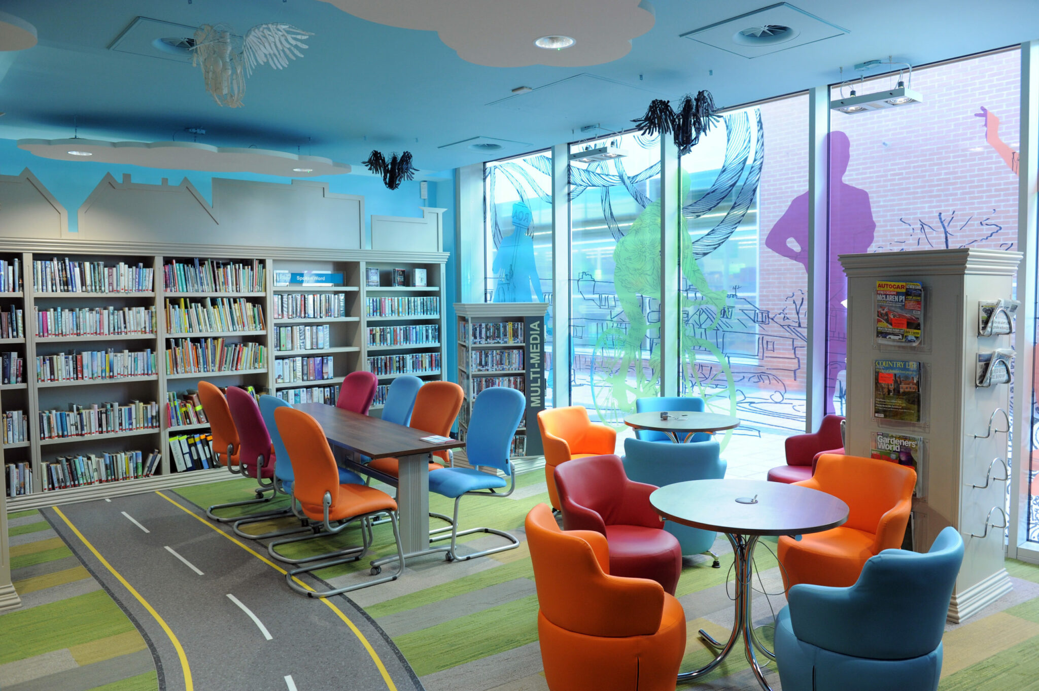 Shirley library 1