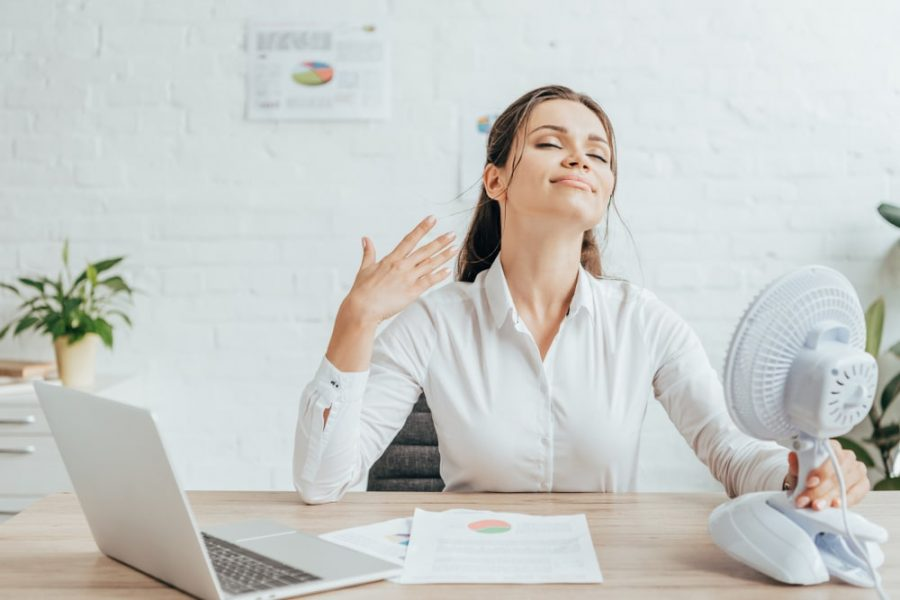 How To Keep Your Office Cool in Summer